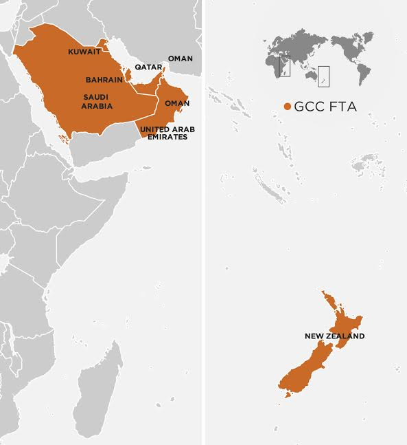 NZ - Gulf Cooperation Council FTA | New Zealand Ministry of Foreign Zeland On World Map Saudi Arabia on syria on world map, kuwait on world map, iraq on world map, india on world map, eritrea on world map, cuba on world map, mexico world map, egypt on world map, middle east map, united states on world map, brunel on world map, saudi arabia map outline, japan on world map, nigeria on world map, iran on world map, africa on world map, turkey on world map, china on world map, afghanistan map,